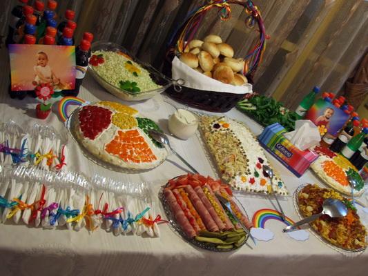عکس سفره شام ایرانی